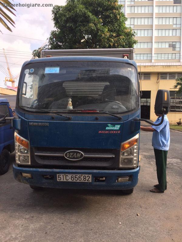Bán xe tải 3,5 tấn VEAM tiết kiệm nhiên liệu. Đời 2015.