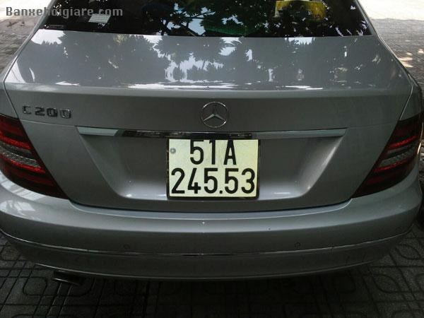Bán xe Merceder C200 đời 2012