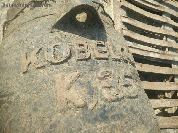 Bán búa đóng cọc Nhãn hiệu: Kobelco K35