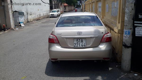Chính chủ cần bán xe toyota vios đời 2011