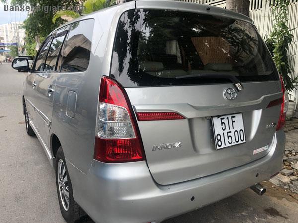 Bán Xe Toyota Innova E đời 2016