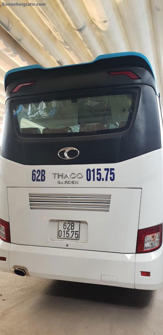Bán Xe ThaCo TP 79 đời 2019 , Biển số : 62B 01575