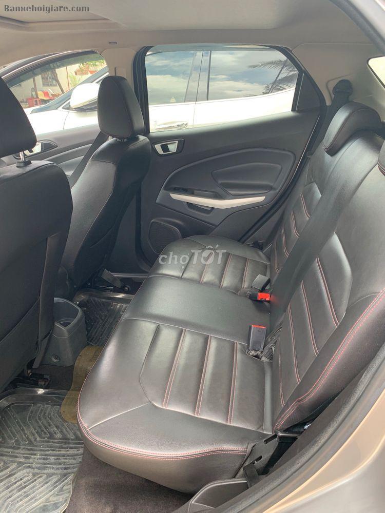 Bán xe Ford Ecosport titanium 1.5L AT, SX 2015 đăng ký 2016