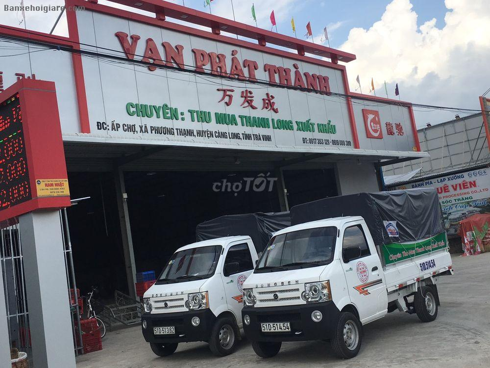 Xe tải Dongben mới 99.9%, rẻ hơn giá thị trường 30 triệu