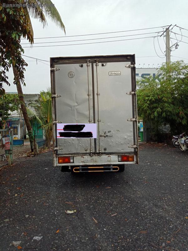 Cần bán lại xe tải 3.4 tấn thùng dài 5 mét 4 đời 2014