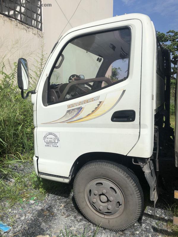 Bán Xe tải 1,6T Thaco Ollin 198 sản xuất 2013