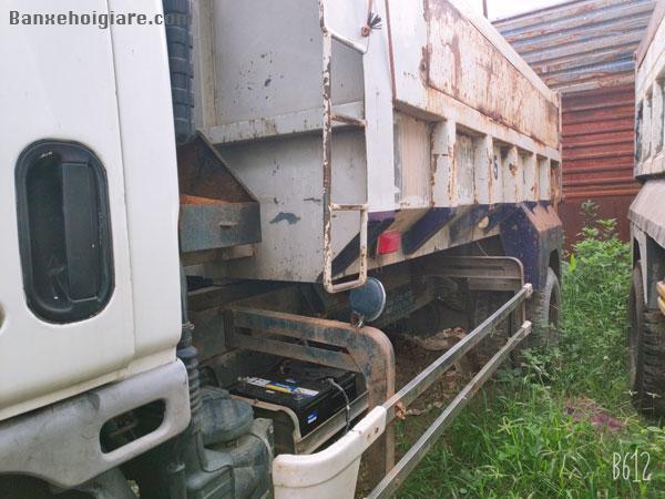 Bán 1 xe tải ben 1 tấn 9 Mitsubishi, đời 2007