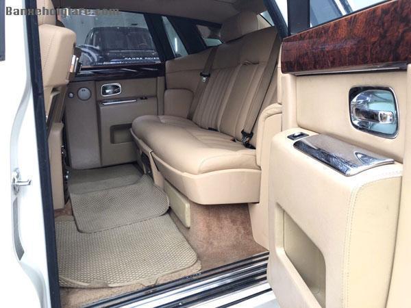 Bán xe Rolls-Royce Phantom mođen 2007 nhập 2011 bs víp