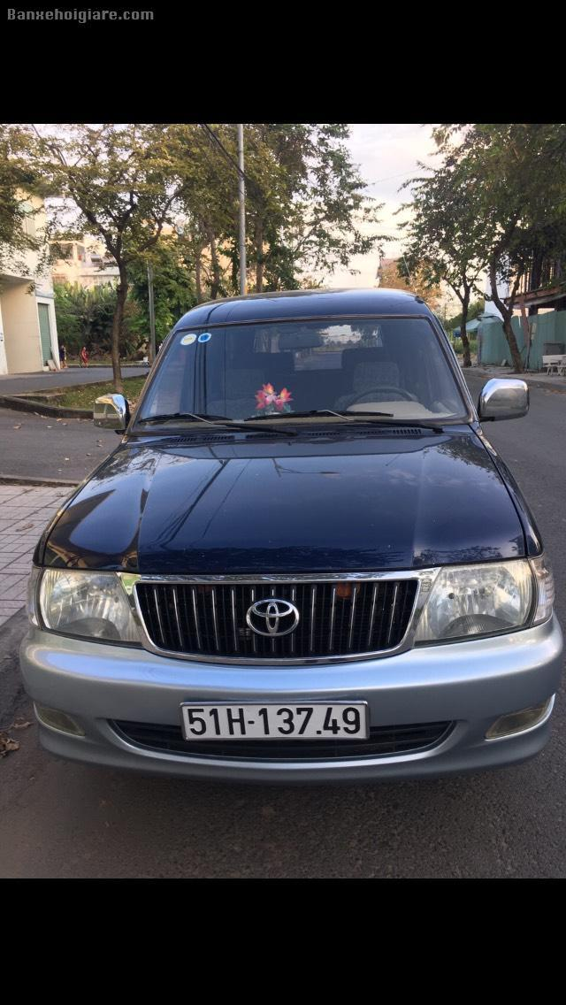Kẹt tiền Bán Toyota Zace GL Đời 2004