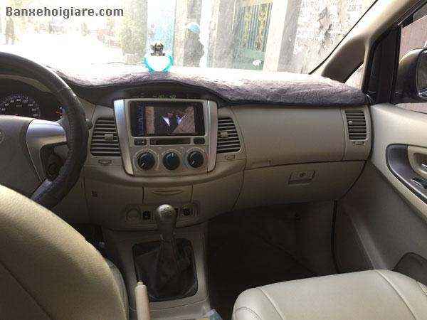 Bán xe Toyota Innova ( đời xe tháng 6 - 2015)