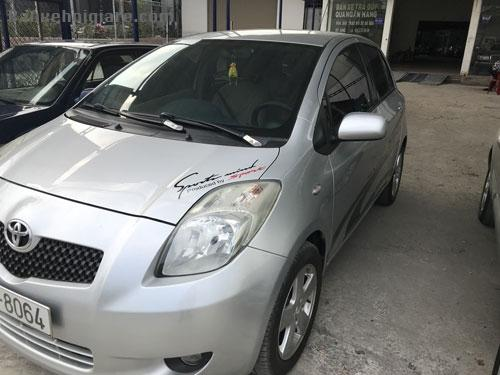Cần bán xe Toyota Yaris Đời 2008 xe đẹp