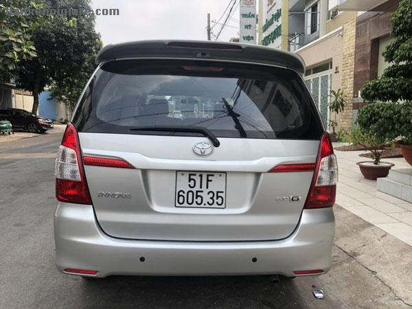 Bán xe Toyota Innova 2.0G 2016 Tự động