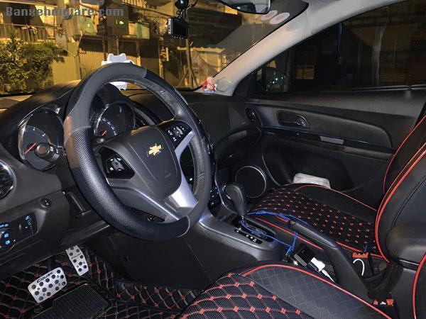 Chính chủ xe cheverrolet cruze đẹp mới , xe nhà đi kĩ , tình trạng xe còn 85%