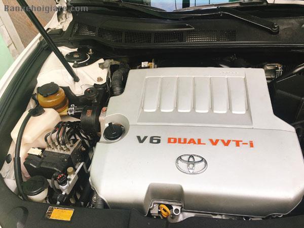 Bán xe Camry 3.5Q xe đẹp zin chính chủ , đời 2008 .