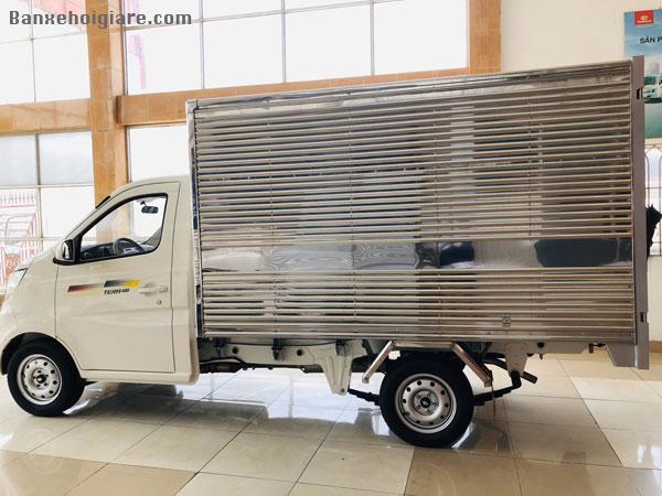 Xe tải Tera 100 sở hữu khối động cơ Mitsubishi Techonology