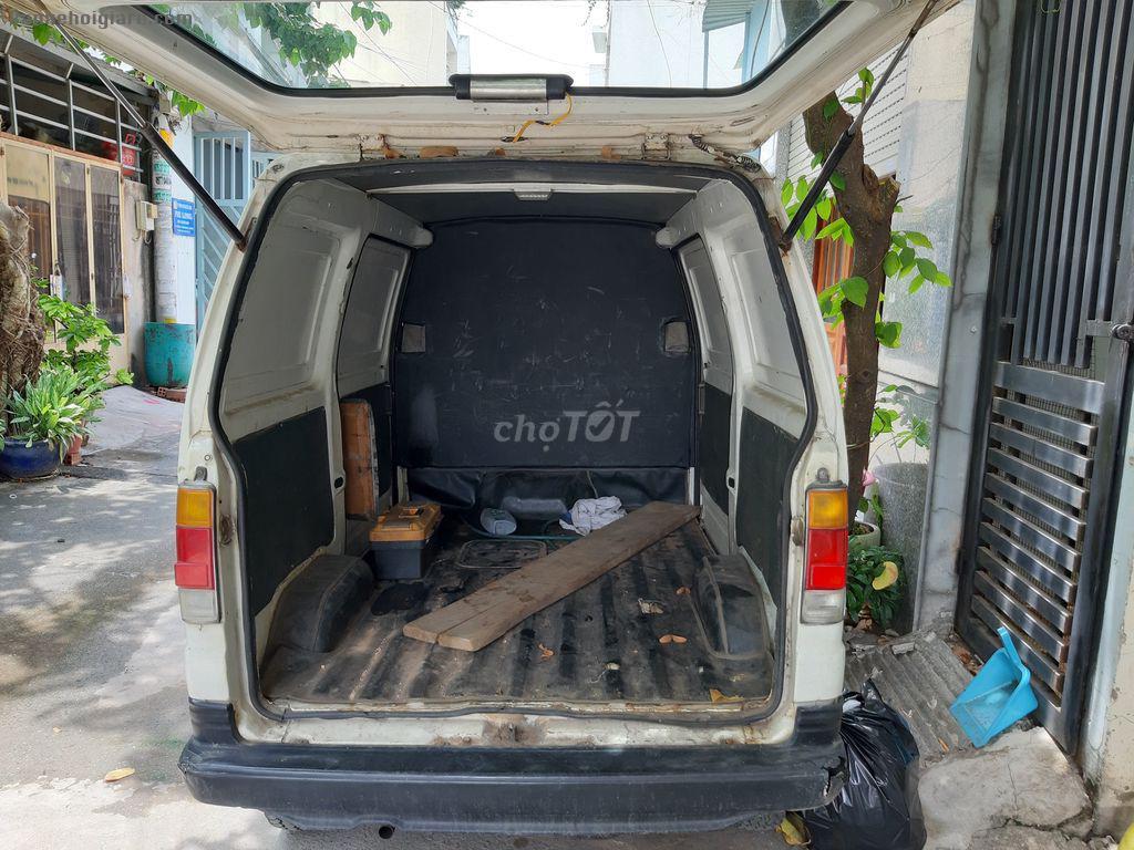 Cần bán Suzuki Van Thùng Kín, cửa lùa 740kg