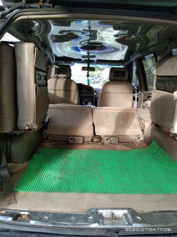 Bán xe thử Tên Lửa của Hàn Quốc đời 2004 màu xanh zin