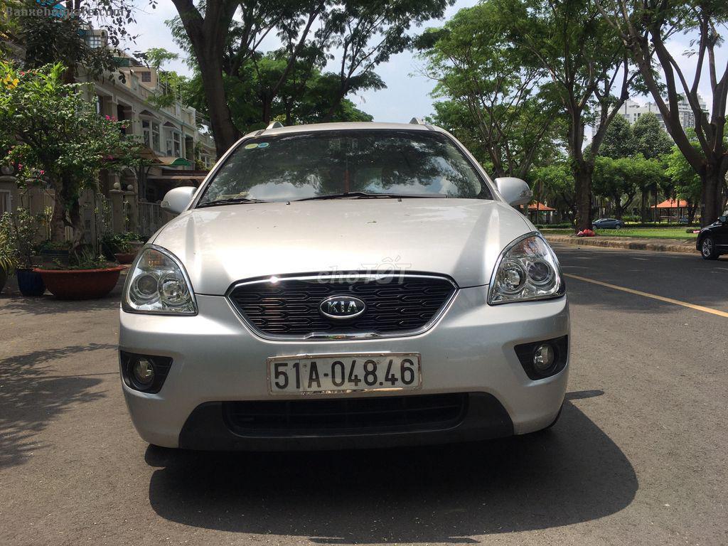 Cần bán xe Kia Carens sản xuất 2011 số tự động