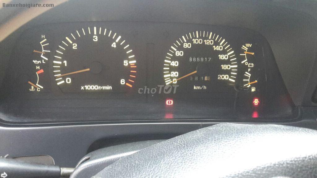 Bán xe Toyota Land Cruiser 1993 Số sàn