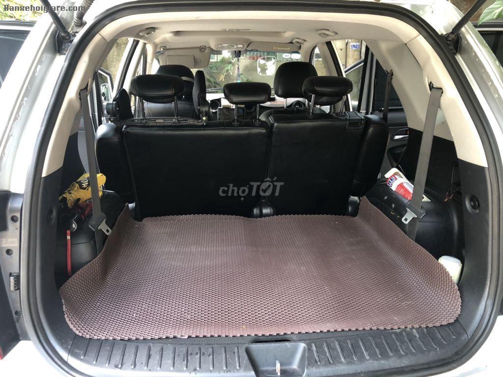 Xe Kia Carens tự động SXAT 2011 - Xe ít đi mới 90%