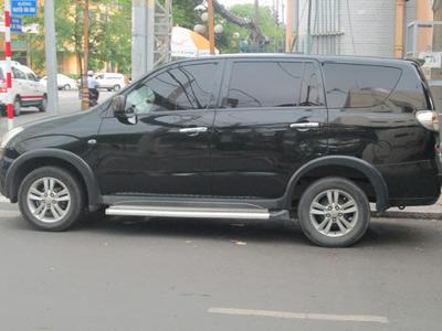Bán xe hơi Mitsubishi Zinger, đời 2009 màu đen