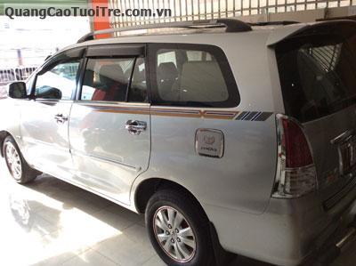 Cần bán xe Toyota Innova 2009 tự động
