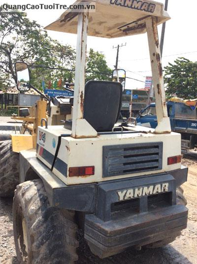 Cần bán xe xúc lật hiệu Yanmar nhập từ Nhật