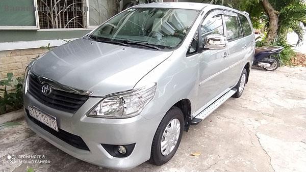 Bán hoặc cho thuê chiếc xe INNOVA sản xuất 2014