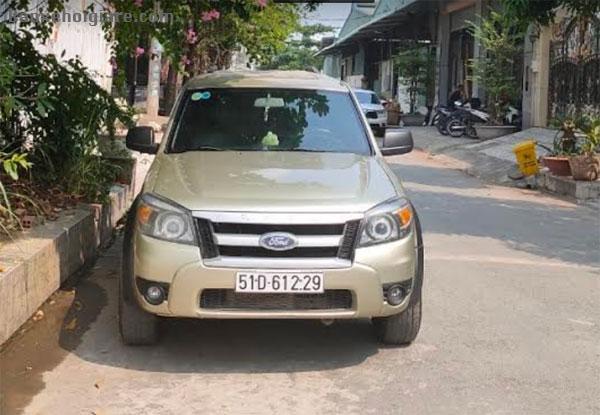 Bán xe Ford Ranger 2009 Số sàn hai cầu