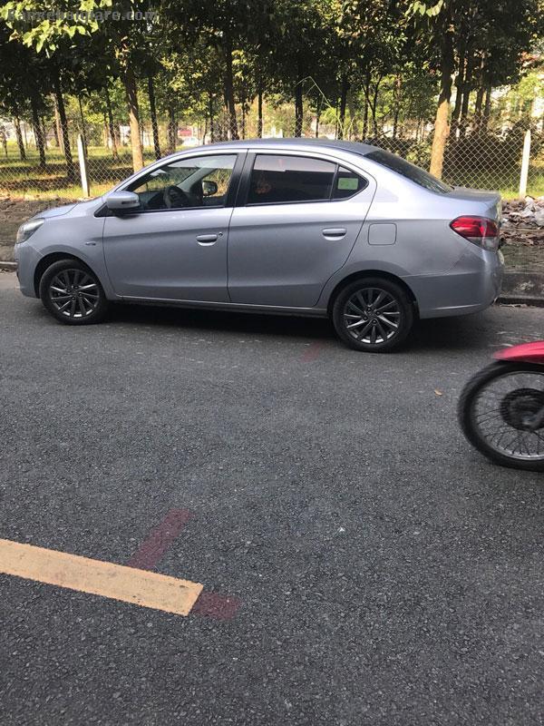 Bán xe hơi 5 chổ aage đời 2016, xe nhà chạy kĩ