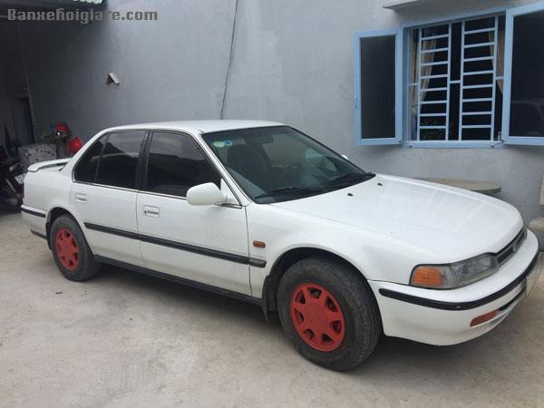 Bán xe Honda Accord 1990 Số sàn