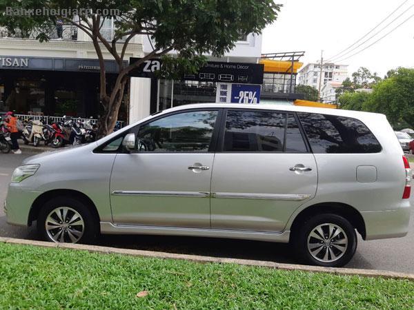 Bán xe Innova model 2015, đời V. phiên bản đặc biệt 7 chỗ