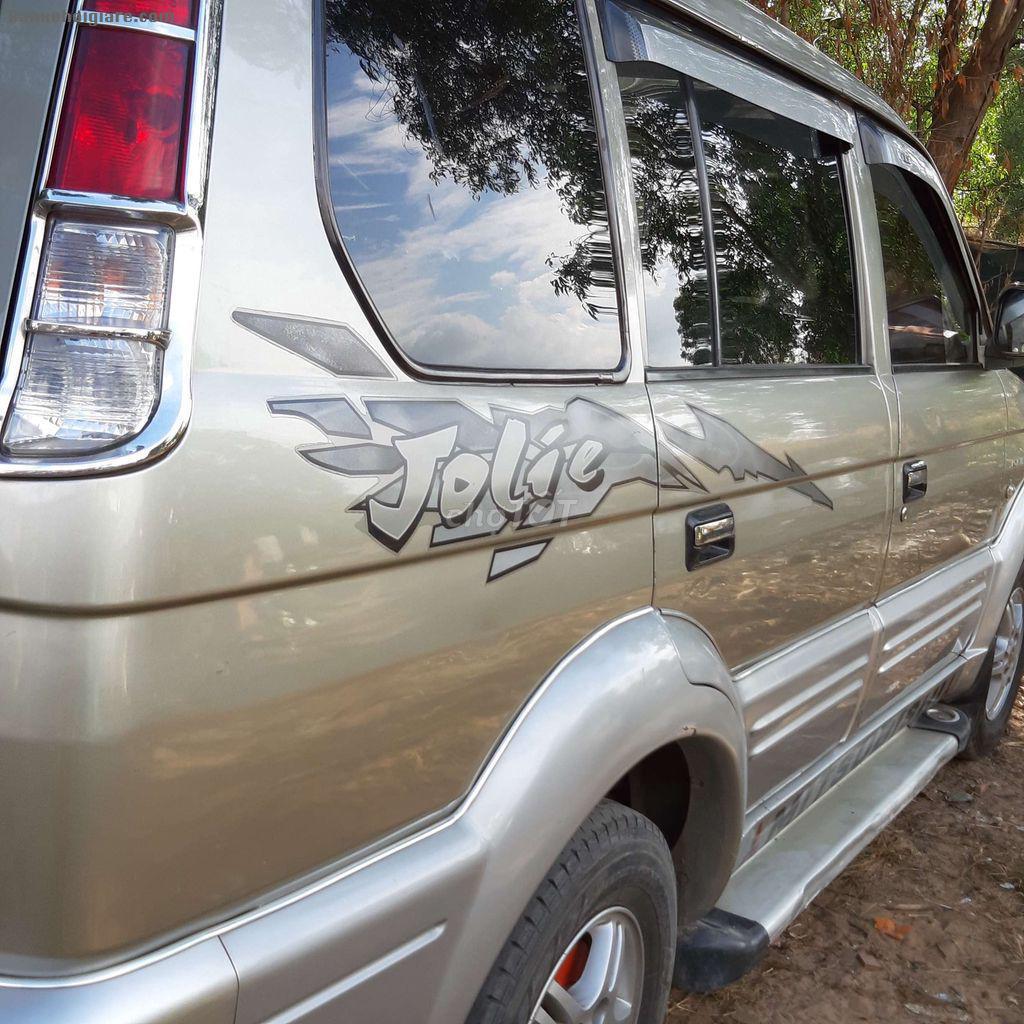 Bán xe jolie tình trạng xe còn tốt xe gia đình sử dụng