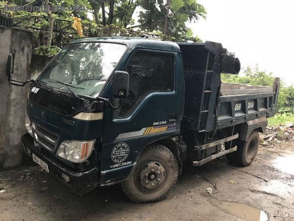 Bán xe tải ben thaco tại phường Thạnh Xuân, quận 12