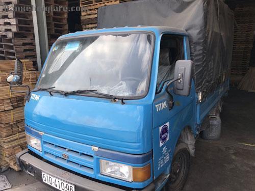 Bán xe tải hiệu Kia 1,1 tấn, đời 1997 ở quận 12