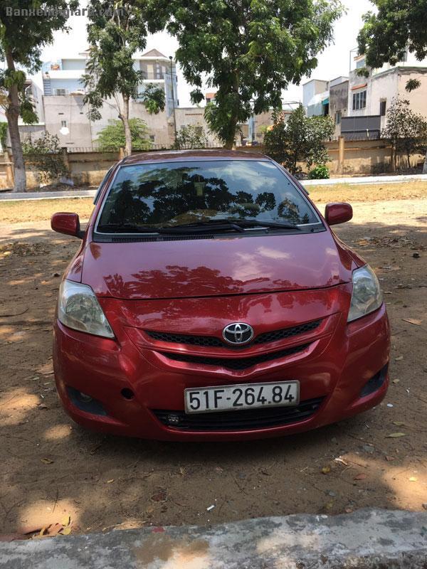 Bán xe Toyota Yaris xe nhà sử dụng