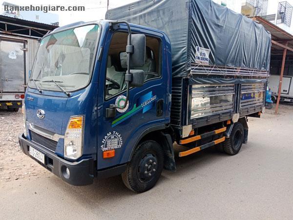 Bán xe Traco, máy Hyundai, 2,4 tấn .Tổng tải 4995 kg