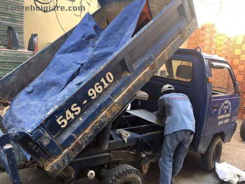 Cần bán gấp 1 xe tải Ben (có giấy) Daewoo 500kg