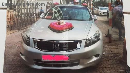 Cần bán gấp Honda Accord 2.4, đời 2008,