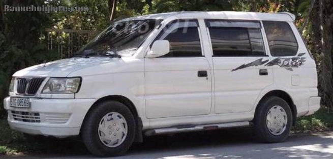 Cần bán lại xe Mitsubishi Jolie 2003, số sàn