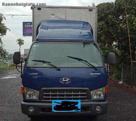 Cần bán lại xe tải 3.5 tấn thùng dài 5 mét  đời 2014