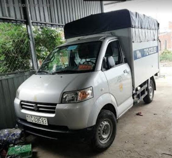 Cần bán xe SuZuKi tải 630kg, đời 2015