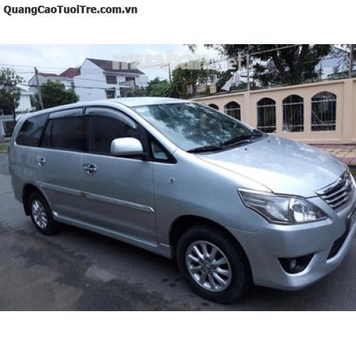 cần bán xe Toyota Innova E 2.0 MT
