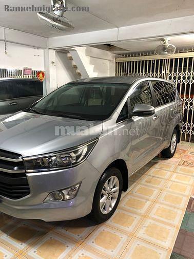 Chính chủ Cần bán Toyota Innova 2.0E sản xuất 2017, BSTP