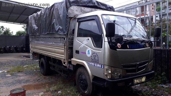 Chính chủ cần bán xe tải VINASUKI đời 2008. 1 tấn 500kg