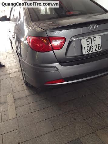 Cho thuê xe hơi Hyundai Avante 2012