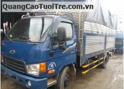Chuyên mua bán & trao đổi xe tải đã qua sử dụng