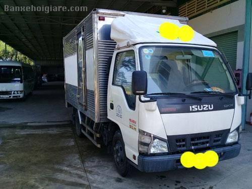 Công ty dư xe Cần thanh lý xe tải Isuzu (tải trọng 1.150 kg),