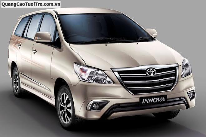 Khuyến mãi cực lớn khi mua xe Toyota