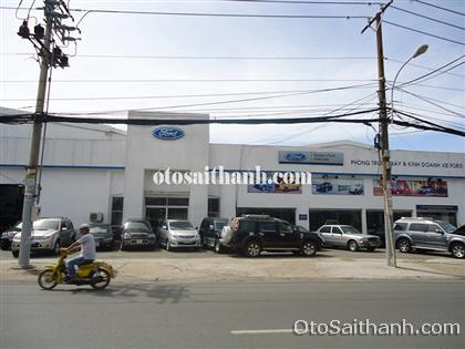 Saigon Ford – Mua Bán xe Ford Mới và đã qua sử dụng